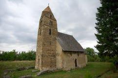 La Romania - chiesa di Strei Fotografia Stock Libera da Diritti