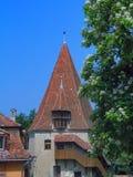 La Romania. Sighisoara Fotografia Stock Libera da Diritti