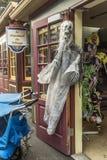 La Ronde万圣夜装饰 免版税库存图片