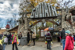 La Ronde Goliath photos stock