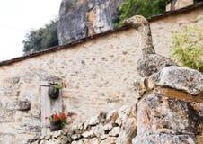 La Roque-Gageac foto de archivo libre de regalías