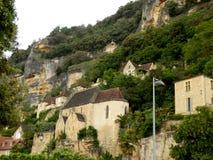La Roque Gageac Image stock