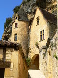 La Roque-Gageac (France ) Stock Image