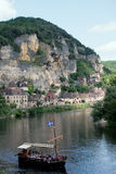 La roque gageac france Royalty Free Stock Image