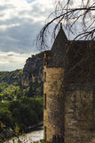 La Roque-Gageac Royalty Free Stock Photo