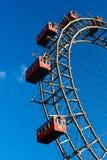 La rotella di Ferris gigante Fotografie Stock Libere da Diritti
