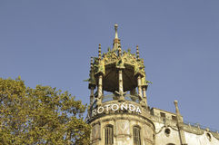 La Rotonda, Barcelona Royalty Free Stock Photography