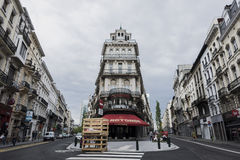 La Rotonde-Gebäude lizenzfreie stockfotos
