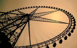 La roue Photos stock