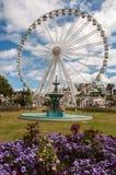 La roue anglaise de la Riviera Images libres de droits