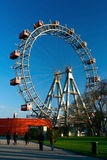 La roue de Ferris géante (?Riese Photographie stock libre de droits