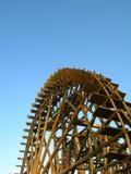 La roue de moulin chinoise Photographie stock