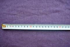 La roulette est de 23 centimètres photo libre de droits