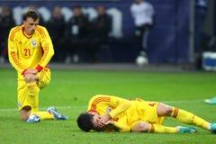 La Roumanie Belgique Photos stock