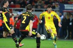 La Roumanie Belgique Photographie stock libre de droits