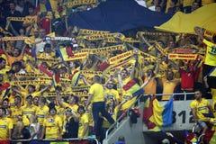 La Roumanie-Hollande Images libres de droits