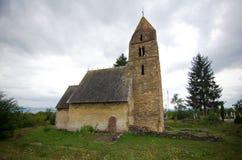 La Roumanie - l'église de Strei Image libre de droits