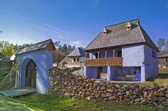 La Roumanie rurale Photographie stock libre de droits