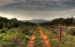 La route à l'éternité Images libres de droits
