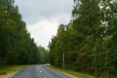 La route Photo stock