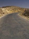 La route Image libre de droits