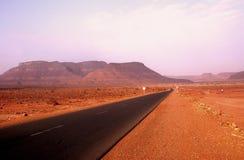 La route Photo libre de droits