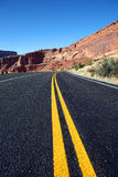 La route. photos stock