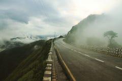 La route Photographie stock