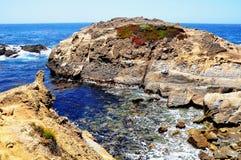 La route de Côte Pacifique en Californie Images stock
