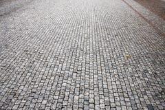 Route en pierre Photo stock