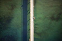 La route vers la mer photographie stock