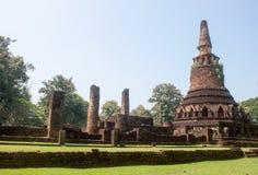 La rovina del tempio Fotografia Stock