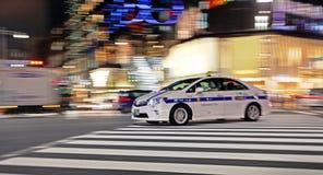 La rue principale Ginza - à Tokyo Image libre de droits