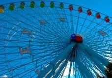 La rueda de Ferris Imagen de archivo libre de regalías