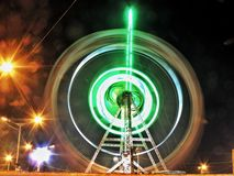 La rueda gigante imagenes de archivo