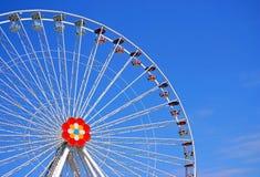 La rueda grande de Prater Fotos de archivo