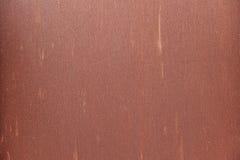 La ruggine di alta risoluzione/corten l'acciaio Fotografie Stock Libere da Diritti