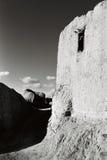 La ruina del reino de Guge Foto de archivo