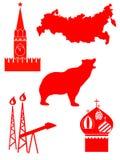 La Russia Immagini Stock