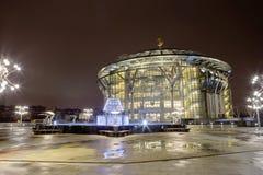La Russia, Camera di musica a Mosca Fotografie Stock