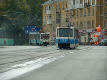 La Russia ??eljabinsk Ural Miass, Zlatoust, Cebarkul' fotografie stock