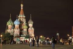La Russia: Kremlin e quadrato rosso Fotografia Stock Libera da Diritti