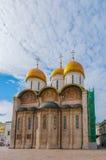 La Russia mosca Cattedrale di presupposto del Cremlino Fotografia Stock Libera da Diritti