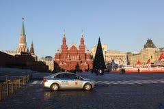 La Russia, Mosca Museo storico dello stato Fotografia Stock Libera da Diritti
