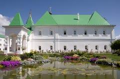 La Russia. Murom. Cattedrale di Spasopreobrazhenskiy Fotografia Stock Libera da Diritti