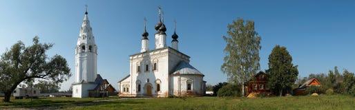 La Russia. Regione di Vladimir. Città di Suzdal Fotografia Stock