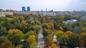 La Russia Rostov-On-Don Parco di Gorkij Fotografia Stock