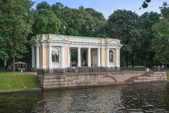 La Russia, St Petersburg Fotografie Stock