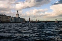 La Russia, St Petersburg, curiosità Fotografia Stock Libera da Diritti