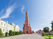 La Russia Tambov Cattedrale dell'ascensione nell'ascensione Monaster fotografia stock libera da diritti